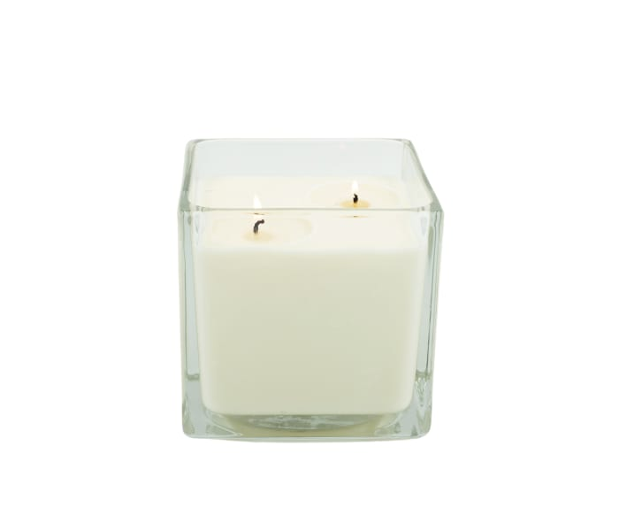 Cubo Two Wick Large Luxury Candle