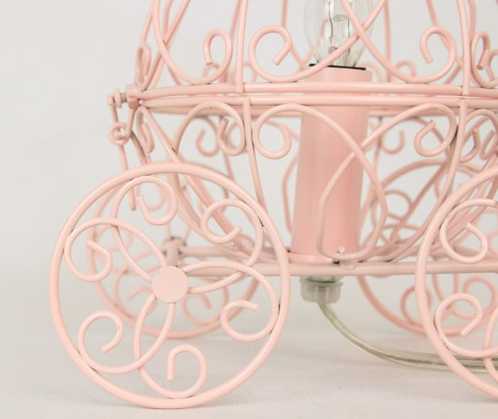Princess Accent Table Lamp