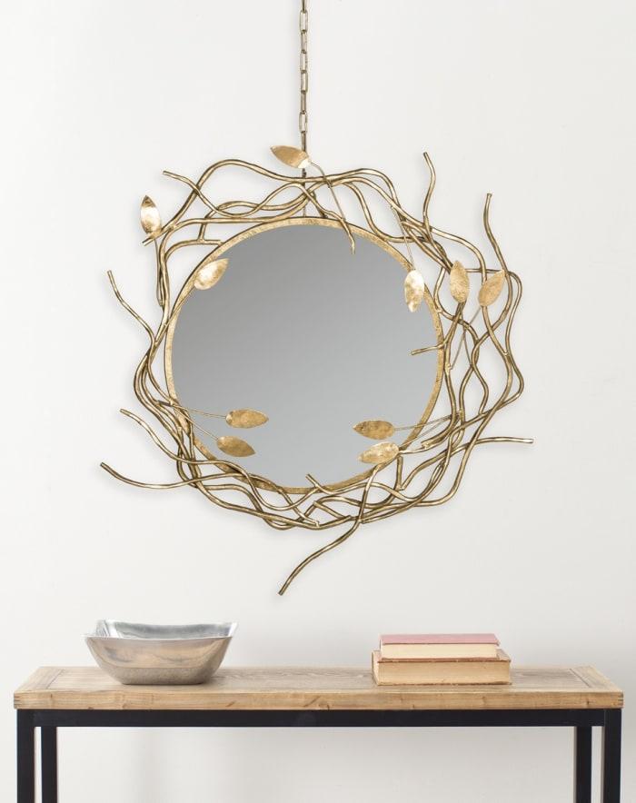 Atlantis Wreath Mirror