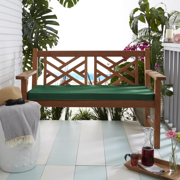 Sunbrella Bench Cushion 60