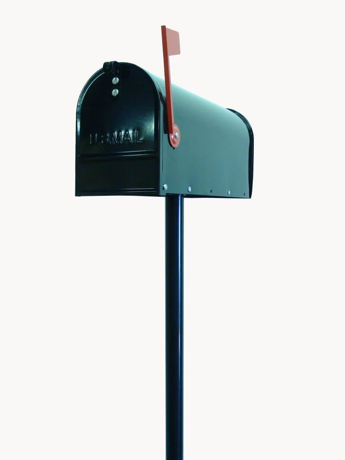 Fine Art Lighting Standing Mailbox