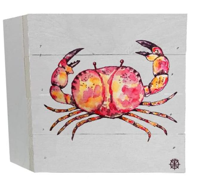 CRAB Wall Accent