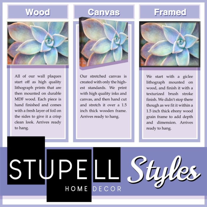 Wake Up, Pray, Hustle Blooming Succulent Florals Wood Wall Art, 7 x 17