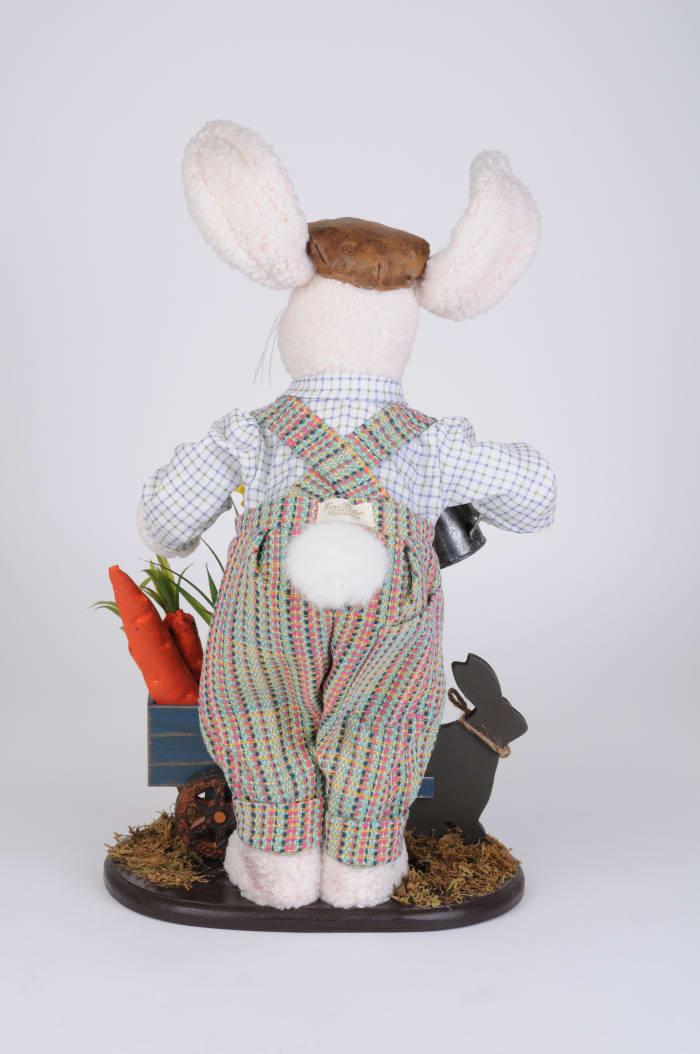Karen Didion Bunny Cart