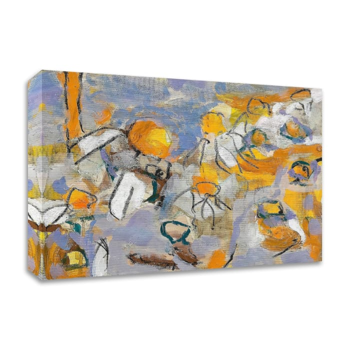 You Are the Sunshine of My Life by Per Anders Canvas Wall Art