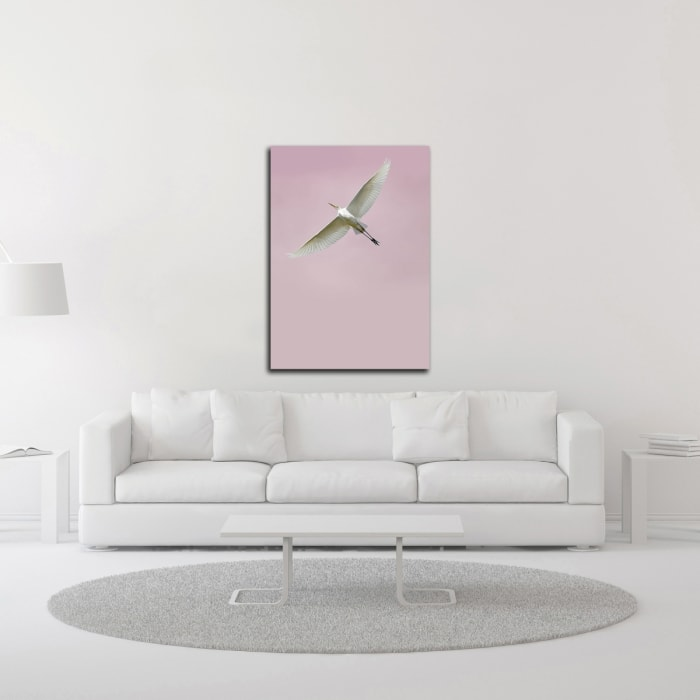 In the Sky 2 by Design Fabrikken Wrapped  Canvas Wall Art