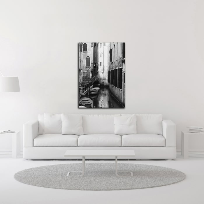 In Venice by Design Fabrikken Wrapped Canvas Wall Art