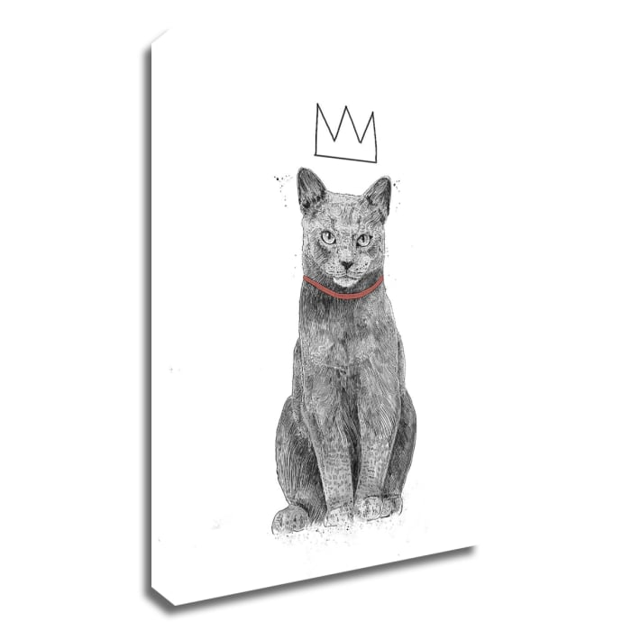 King of Everything by Balazs Solti  Wrapped Canvas Wall Art