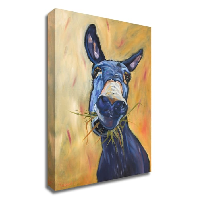 Jackson by Kathryn Wronski  Wrapped Canvas Wall Art
