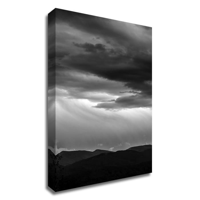 Dark Skies by Design Fabrikken Wrapped Canvas Wall Art