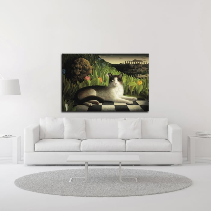 Call of the Wild by Chris Miles Canvas Wall Art
