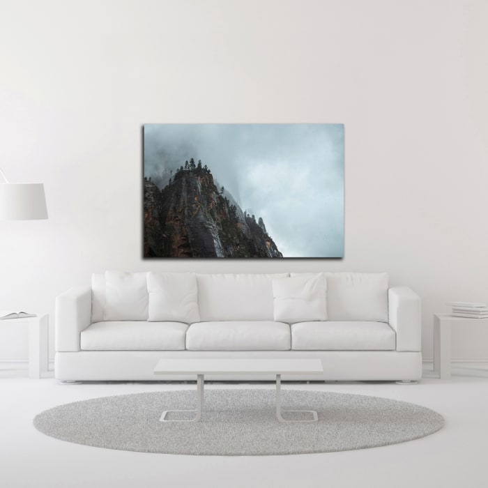 Bishop 5 by Design Fabrikken Wrapped Canvas Wall Art