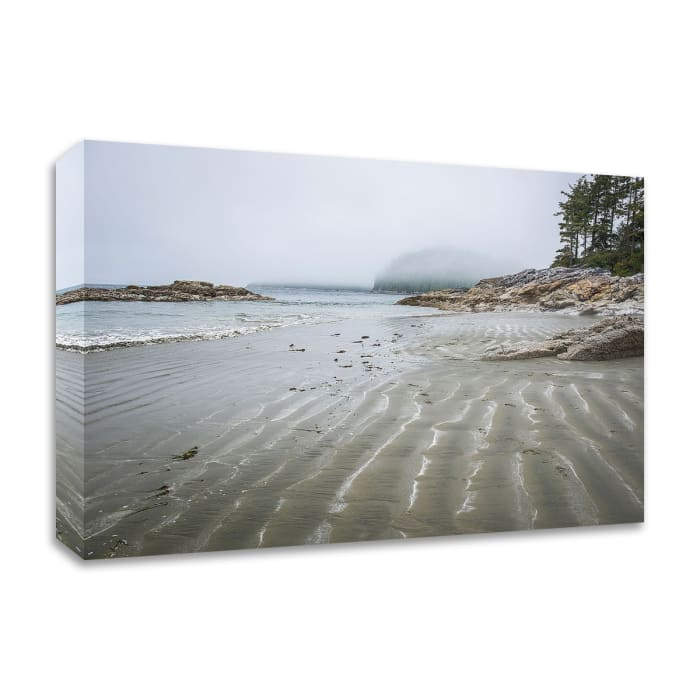 Tonquin Beach by Tim Oldford Wrapped Canvas Wall Art