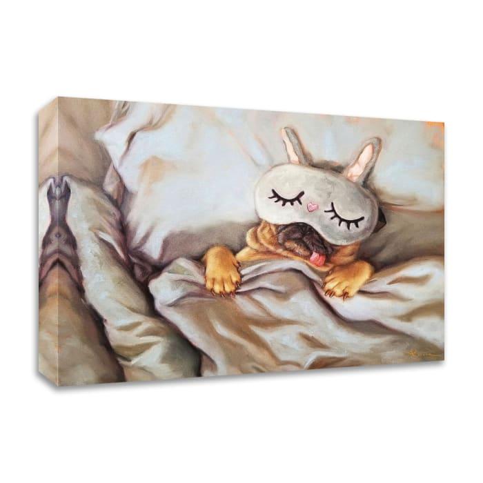 Sleeping Beauty by Lucia Heffernan Canvas Wall Art