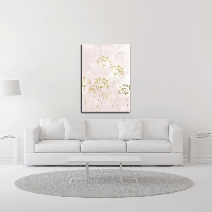 The Morning After by Design Fabrikken Canvas Wall Art