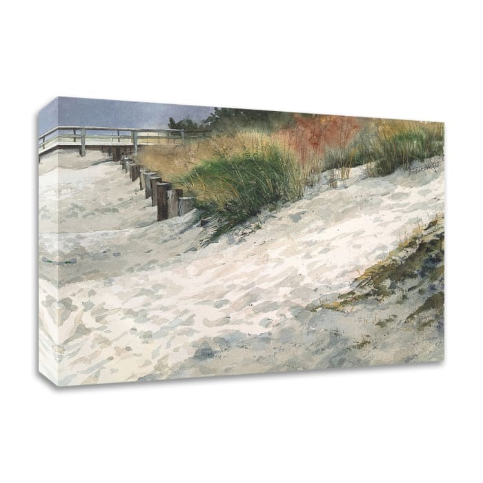 Retreat by Linda Roberts Wrapped Canvas Wall Art