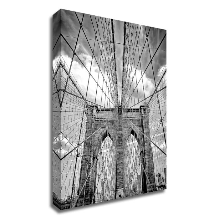 Brooklyn Passage by Design Fabrikken Canvas Wall Art