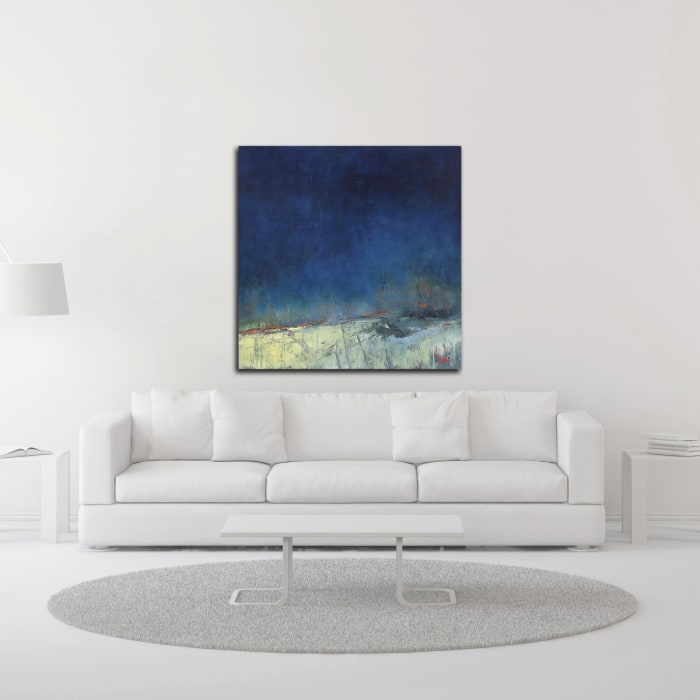 Dugout by Patrick Dennis Canvas Wall Art