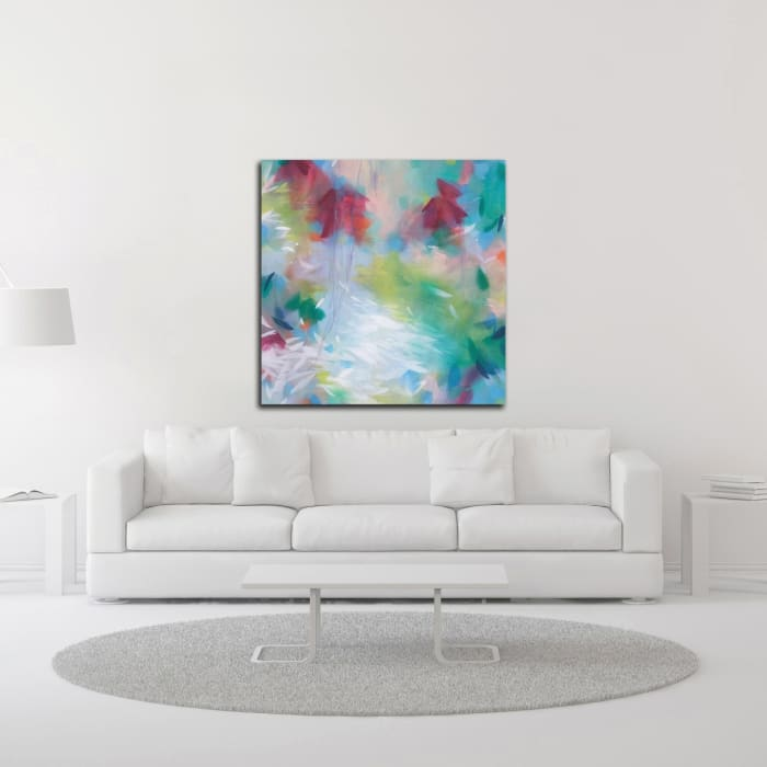 Love is Grand No. 2 by Elisa Sheehan Canvas Wall Art