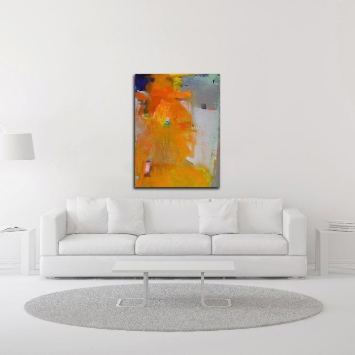 Convergence by Martha Wakefield Canvas Wall Art