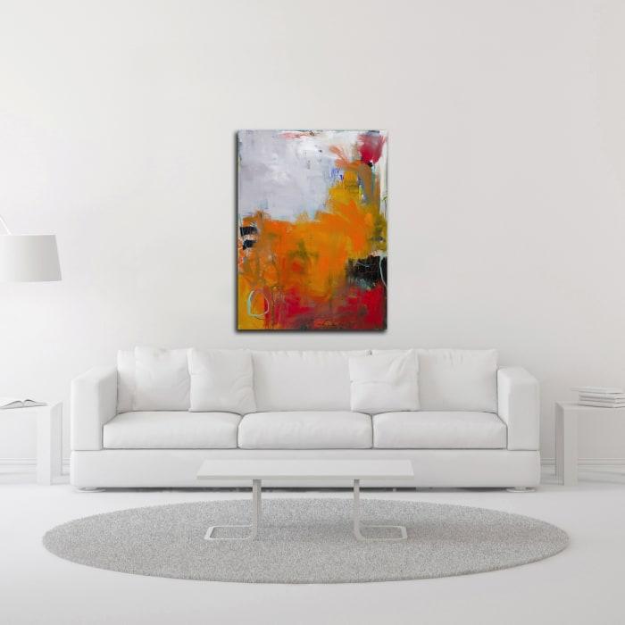Seer by Martha Wakefield Canvas Wall Art