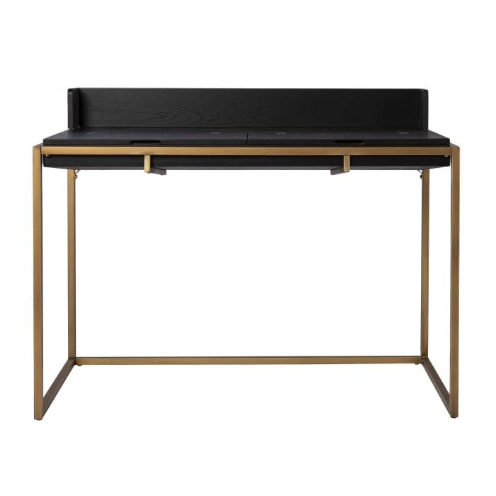 Alder  Flip-Top Desk