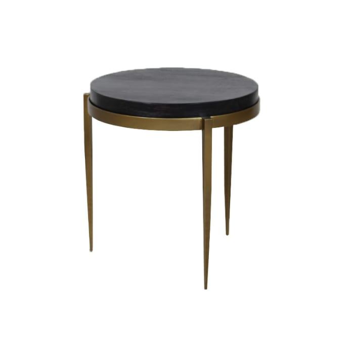 Posh Pollen Yedlin Side Table