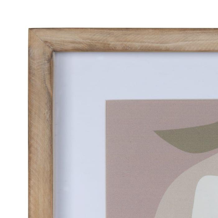Pretty Lady in Shades Framed Wall Art