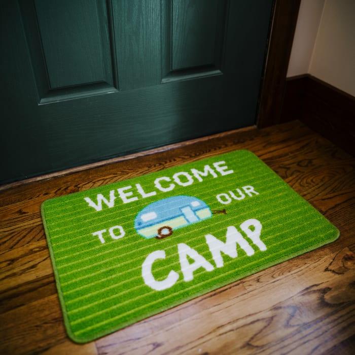 Camp Floor Mat
