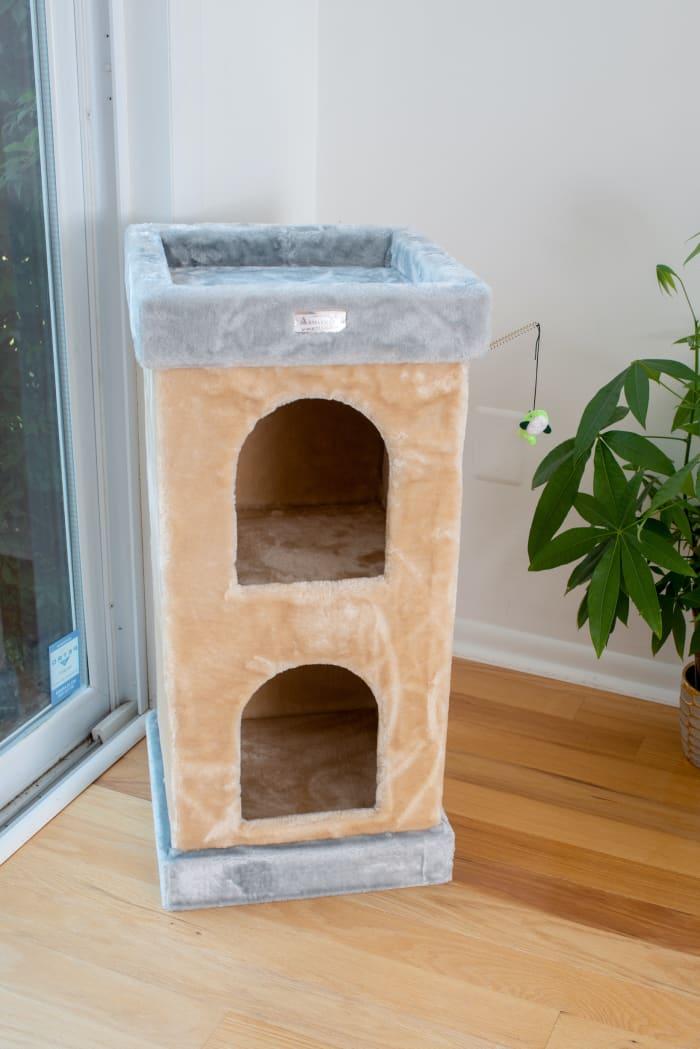 Beige Premium Cat Tree