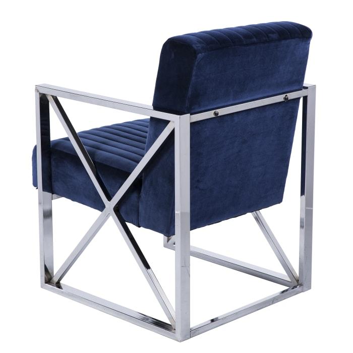 Asche Ellison Set of Chair & Ottoman