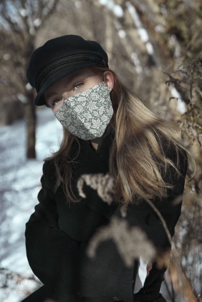 Cotton Collection Face Mask