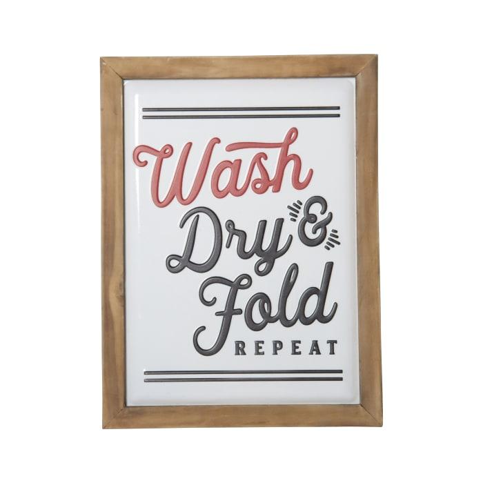 Wash Wall Sign