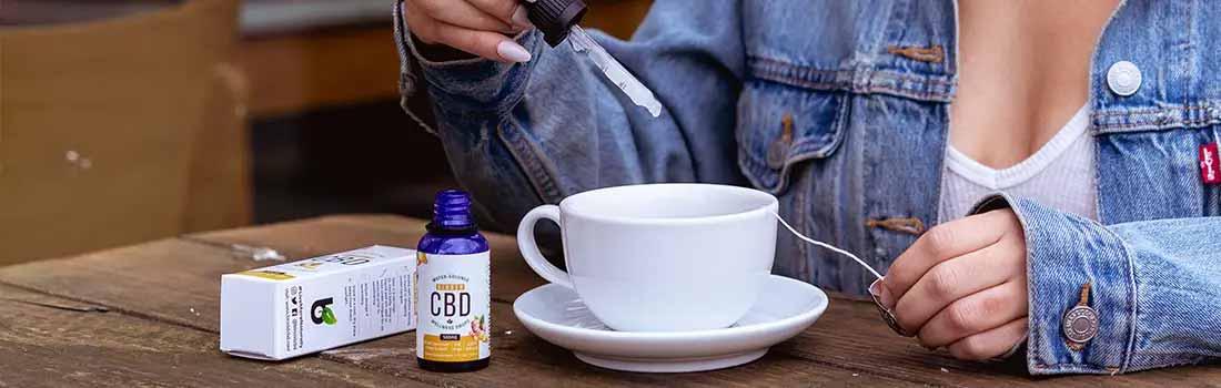 Cbd ulje u čaju