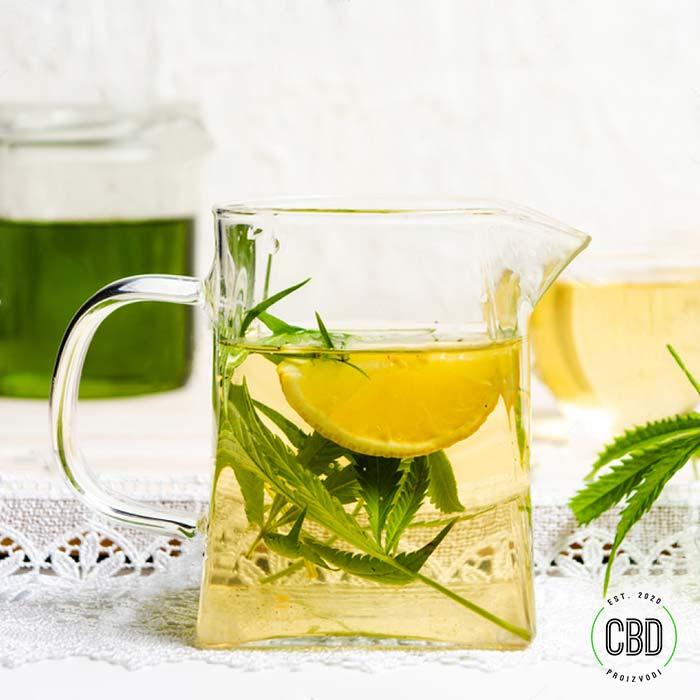 CBD Čaj Od Konoplje Kutija - Slika 4
