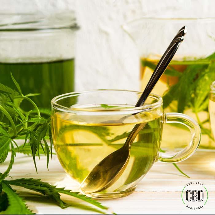CBD Čaj Od Konoplje Kutija - Slika 2