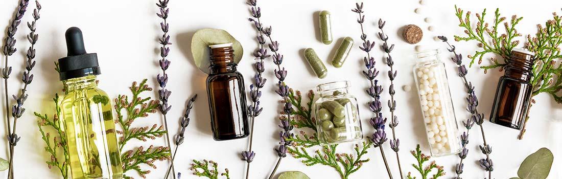 Bočice prirodnih lekova
