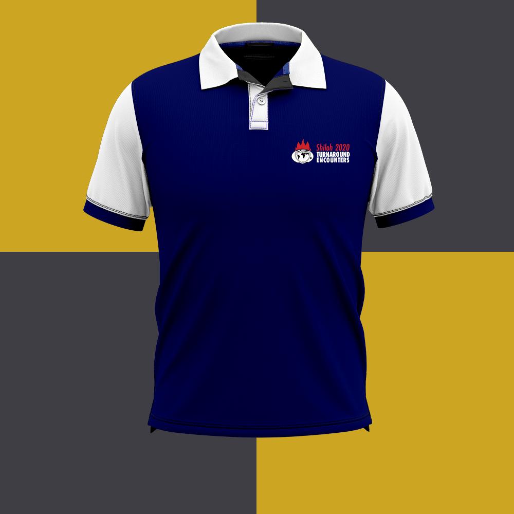 shiloh tshirt- blue
