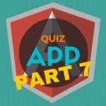 AngularJS Quiz App Tutorial Part 7 – Factories and Services