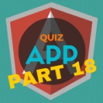 AngularJS Quiz App Tutorial Part 18 – Marking The Quiz