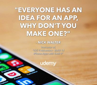 Make An iPhone App