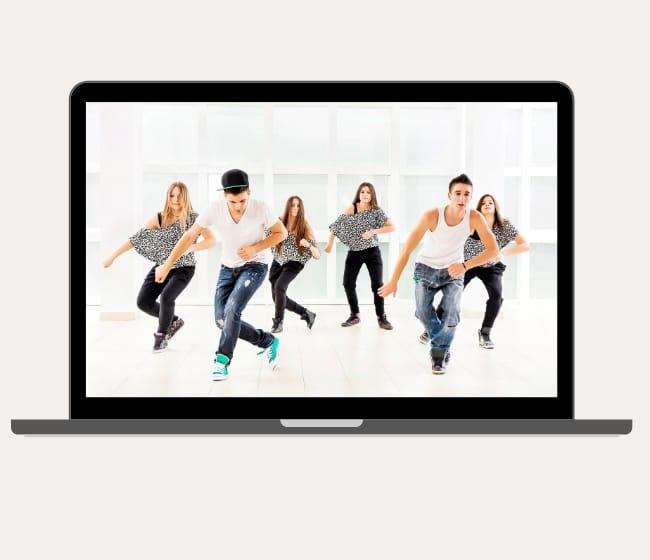 virtual dance classes in gurgaon