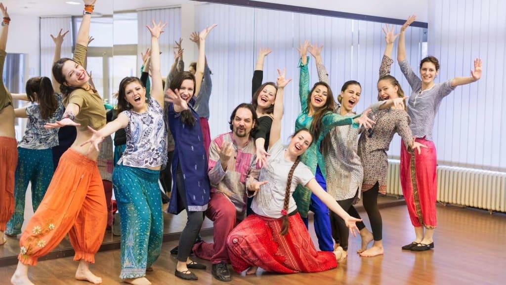Bollywood dance classes in Gurgaon