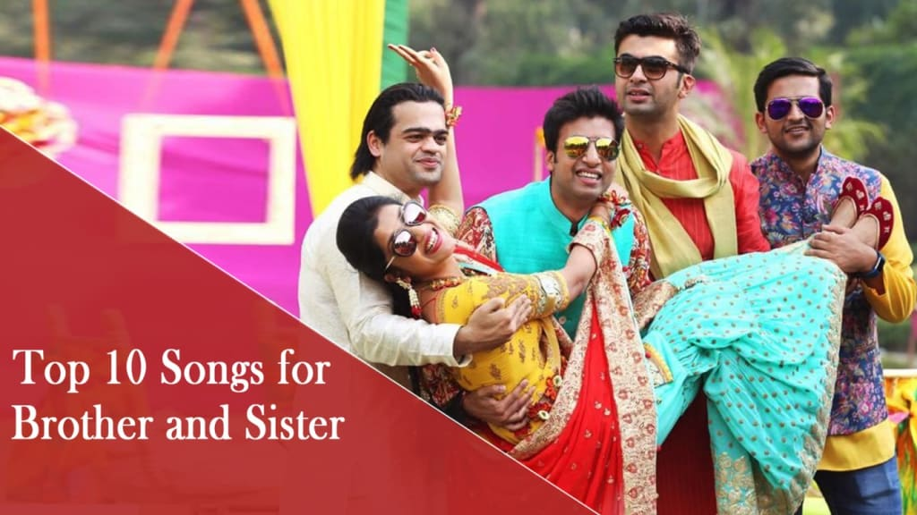Top 10 songs to dance to with your brother or sister, bollywood songs, brother sister songs, brother sister dance songs, wedding dance songs, weddings, wedding choreography, wedding dance songs, choreo n concept, choreo n concept weddings, wedding choreographer