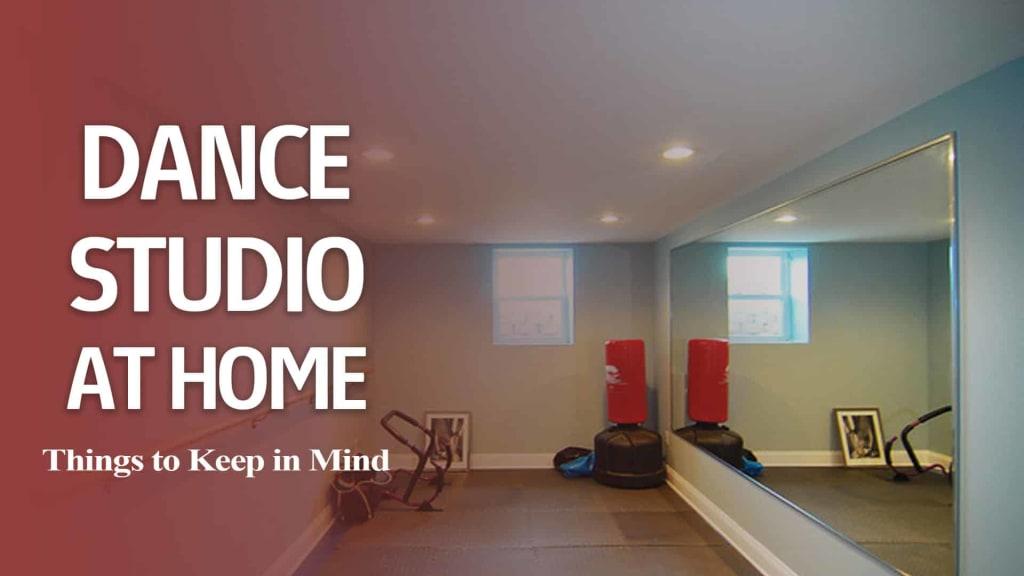 dance studio at home, online dance classes