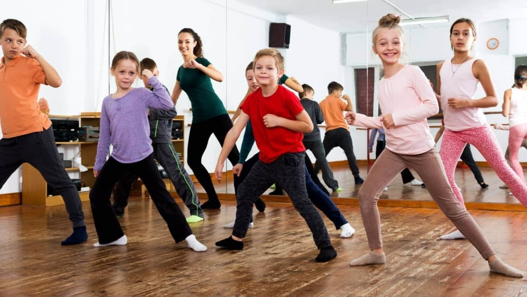 dance classes in gurgaon sector 14 photo