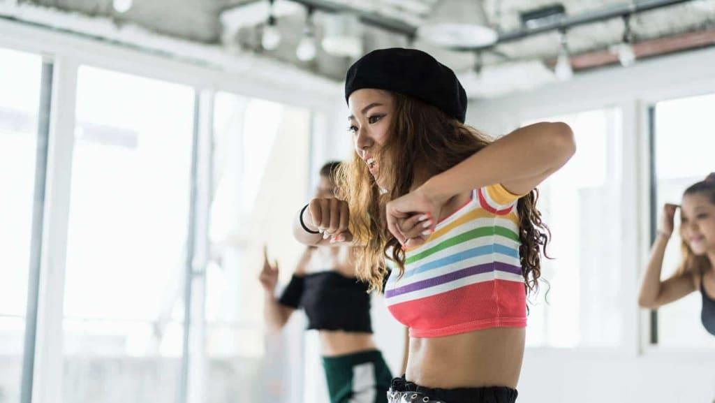dance studios in gurgaon photos