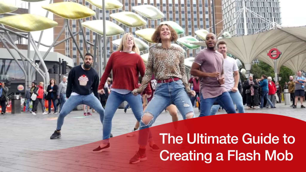 guide to creating a flash mob, dance, flash mob, choreo n concept, weddings, organising a flashmob, how to organise a flashmob