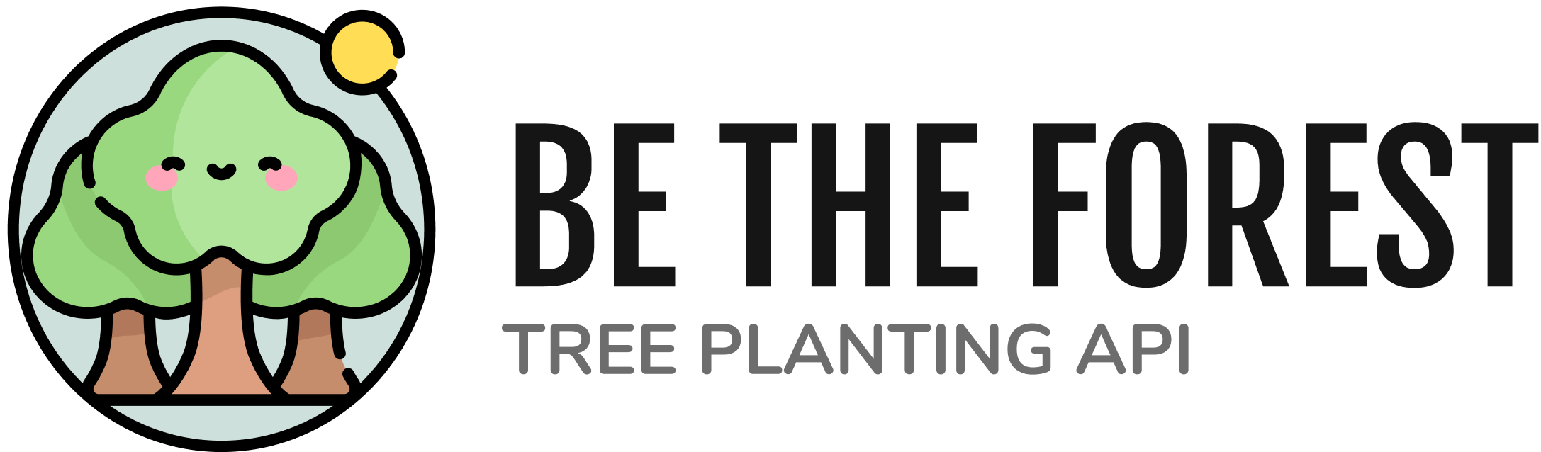 Be the Forest Logo