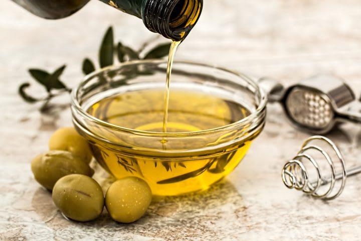 Trägeröl Olivenöl